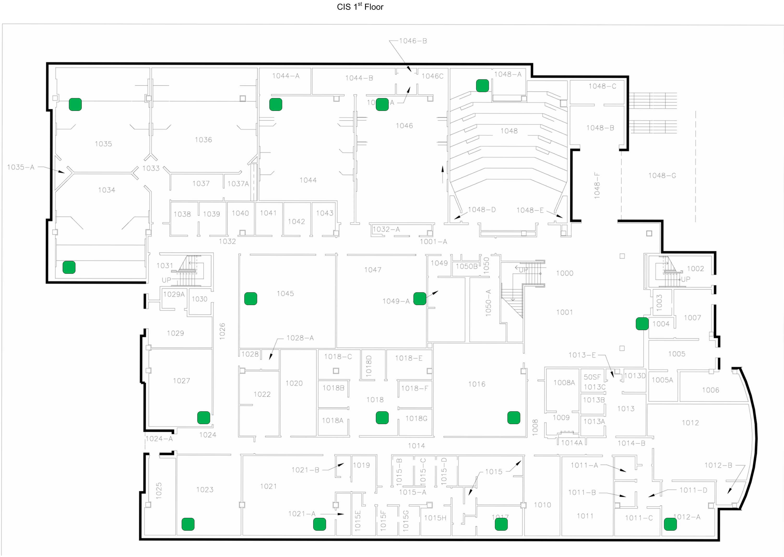 USF Information Technology - Usf location map